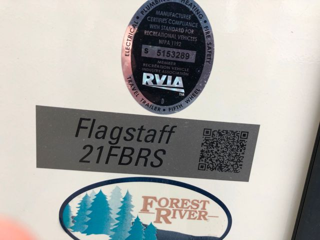2019 Forest River FLAGSTAFF MICRO LITE 21FBRS Albuquerque, New Mexico 8