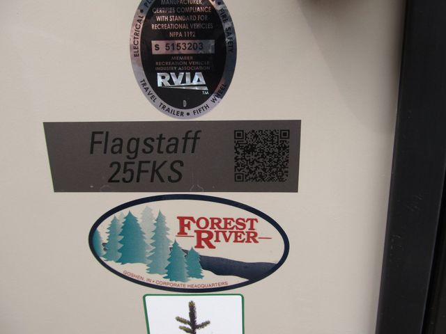 2019 Forest River FLAGSTAFF MICROLITE 25FKS Albuquerque, New Mexico 1
