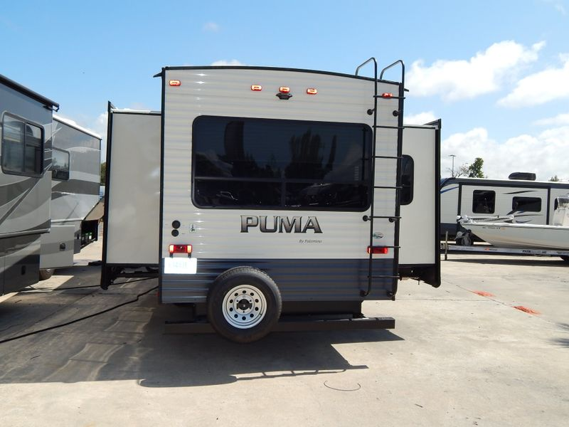 2019 Forest River PUMA  31RLQS  in Charleston, SC