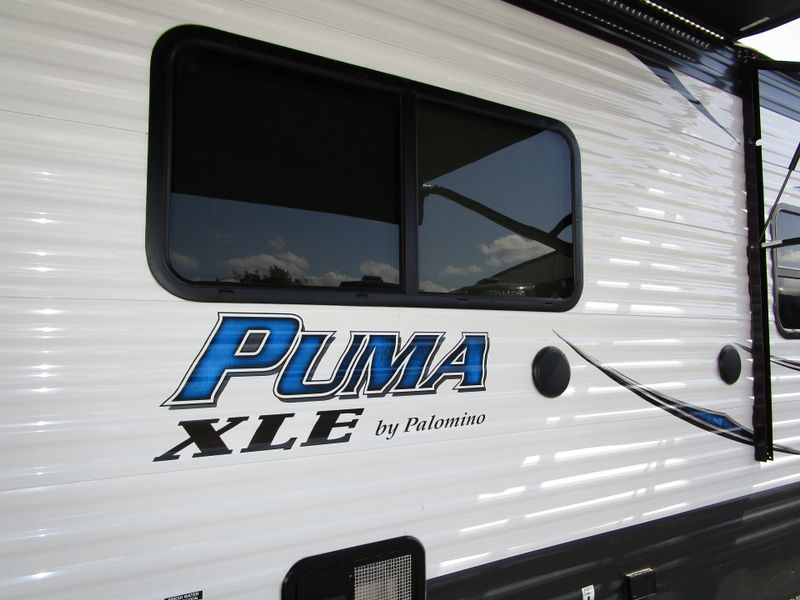 2019 Forest River PUMA XLE 21FBC  in Charleston, SC
