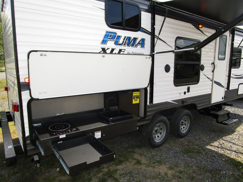 2019 Forest River PUMA XLE 22RBC  in Charleston, SC