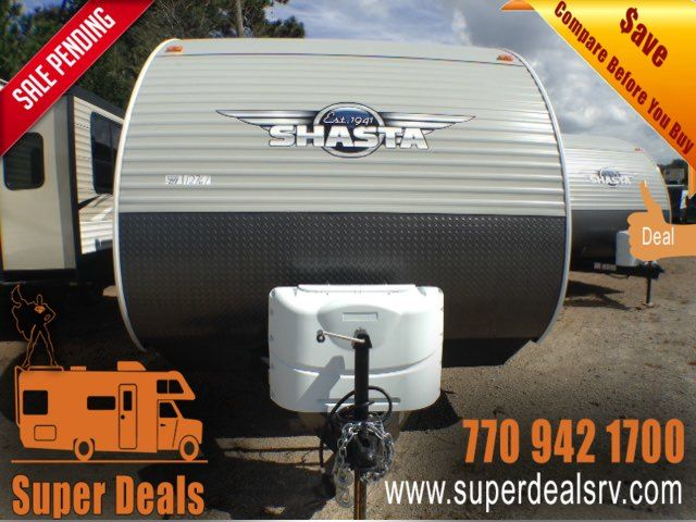 2019 Forest River Shasta 25RS
