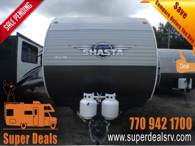 2019 Forest River Shasta Oasis 32DS