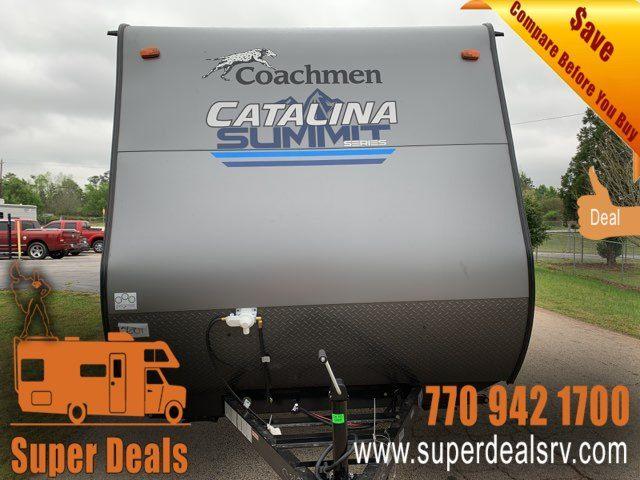 2020 Coachmen Catalina Summit 172FSS in Temple, GA 30179
