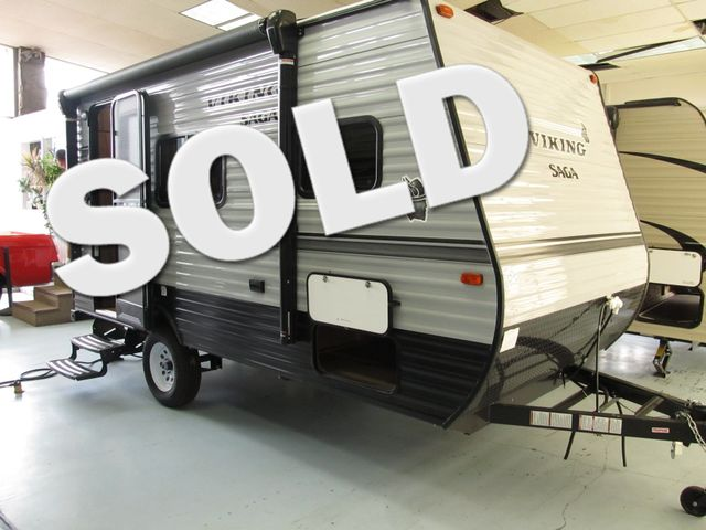 2019 Forest River VIKING 16SFBSAGA Albuquerque, New Mexico