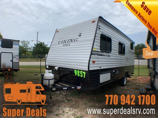 2019 Forest River Viking Saga 17SBH in Temple, GA 30179