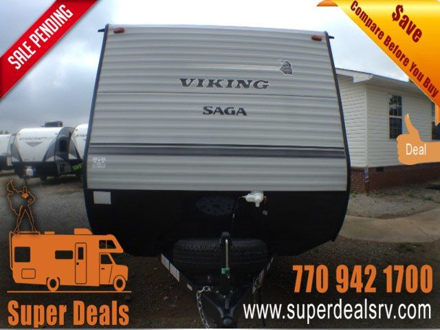 2019 Forest River Viking 17SFQSAGA