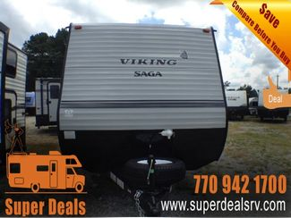 2019 Coachmen Viking Ultra-Lite 17SFQSAGA in Temple, GA 30179