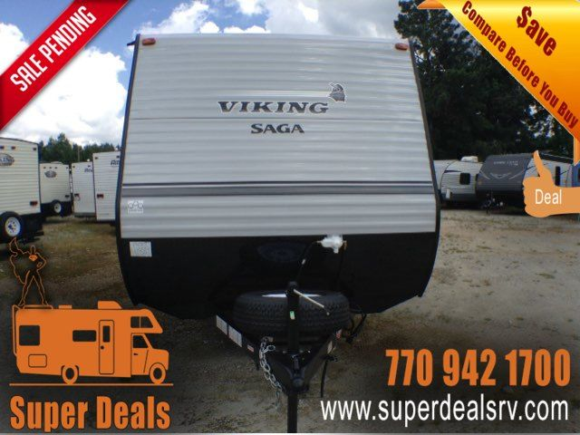 2019 Forest River Viking 16SFBSAGA