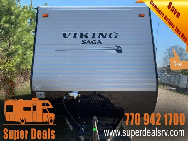 2019 Forest River Viking Ultra-Lite 17SFQ SAGA