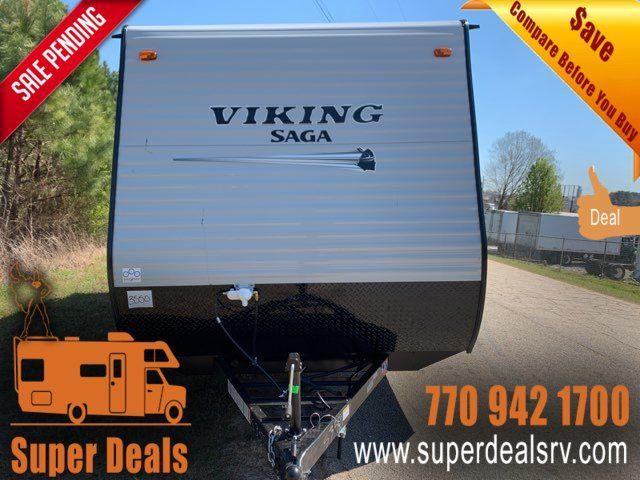 2019 Forest River Viking Ultra-Lite 17SBH SAGA in Temple, GA 30179