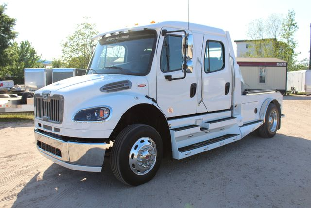 2019 Freightliner M2 106 SPORT SPORTCHASSIS RHA114 CONROE, TX 1