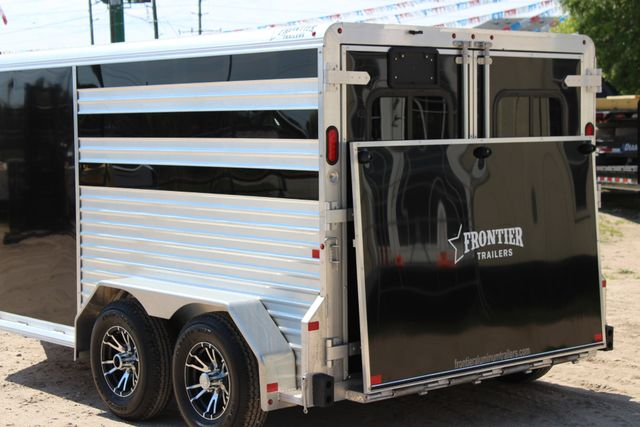 2019 Frontier LOW PRO - PEN SYSTEM 7'x12'X6'T STOCK W 4 STALL ADJUSTABLE PEN SYSTEM CONROE, TX 10