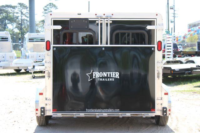 2019 Frontier LOW PRO - PEN SYSTEM 7'x12'X6'T STOCK W 4 STALL ADJUSTABLE PEN SYSTEM CONROE, TX 12