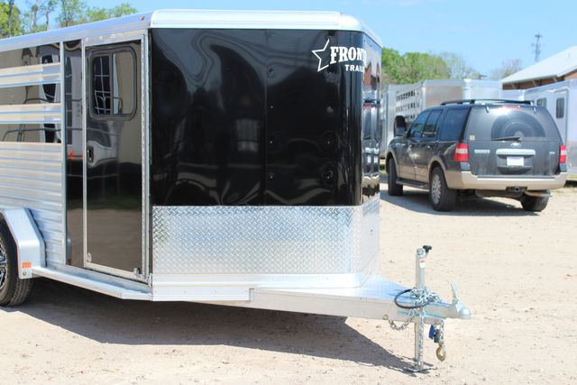 2019 Frontier LOW PRO - PEN SYSTEM 7'x12'X6'T STOCK W 4 STALL ADJUSTABLE PEN SYSTEM CONROE, TX 2