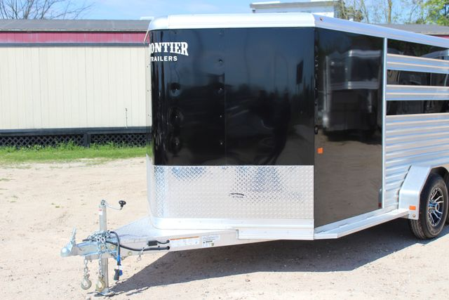 2019 Frontier LOW PRO - PEN SYSTEM 7'x12'X6'T STOCK W 4 STALL ADJUSTABLE PEN SYSTEM CONROE, TX 4