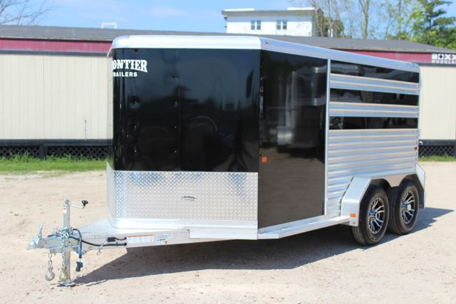 2019 Frontier LOW PRO - PEN SYSTEM 7'x12'X6'T STOCK W 4 STALL ADJUSTABLE PEN SYSTEM CONROE, TX 6