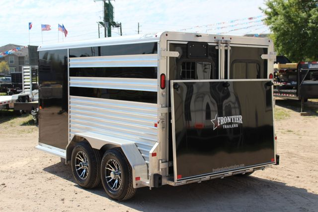 2019 Frontier LOW PRO - PEN SYSTEM 7'x12'X6'T STOCK W 4 STALL ADJUSTABLE PEN SYSTEM CONROE, TX 8
