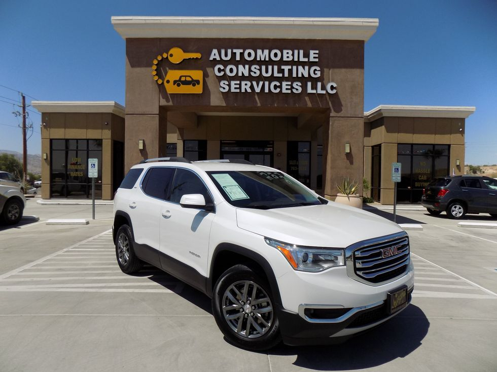 2019 Gmc Acadia Slt Bullhead City Az Automobile Consulting