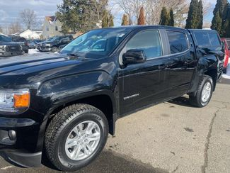 2019 GMC Canyon 4WD SLE  city MA  Baron Auto Sales  in West Springfield, MA