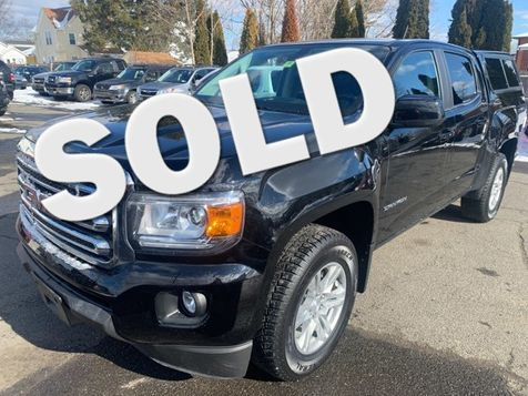 2019 GMC Canyon 4WD SLE in West Springfield, MA