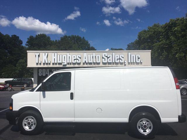 2019 GMC Savana Cargo Van G2500