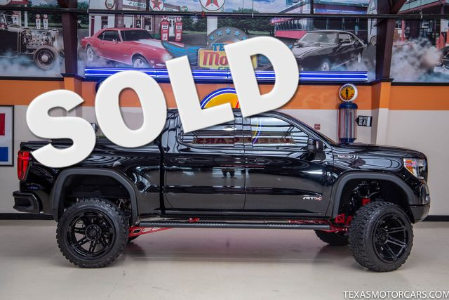 2019 GMC Sierra 1500 AT4 in Addison, Texas 75001