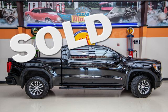 2019 GMC Sierra 1500 AT4 4x4 in Addison, Texas 75001