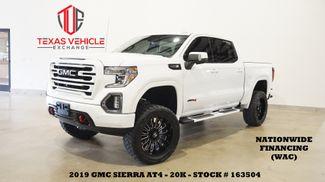 2019 GMC Sierra 1500 AT4 6.2L,LIFTED,HUD,NAV,360 CAM,22'S,20K in Carrollton, TX 75006
