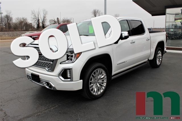 2019 GMC Sierra 1500 Denali Ultimate | Granite City, Illinois | MasterCars Company Inc. in Granite City Illinois