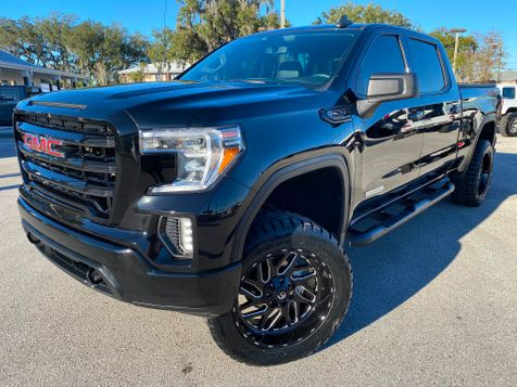 2019 GMC Sierra 1500 ELEVATION BLACK/BLACK LIFTED LOADED 35
