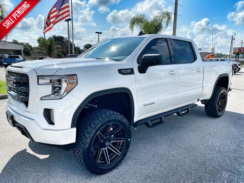 2019 GMC Sierra 1500 ELEVATION LEATHER LIFTED 4X4 V8 35