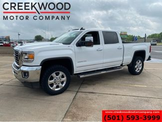 2019 GMC Sierra 2500HD SLT 4x4 Z71 Duramax Diesel Allison 1 Owner White in Searcy, AR 72143