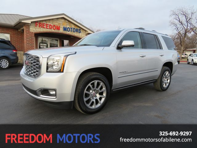 2019 GMC Yukon Denali 4x4  | Abilene, Texas | Freedom Motors  in Abilene,Tx Texas