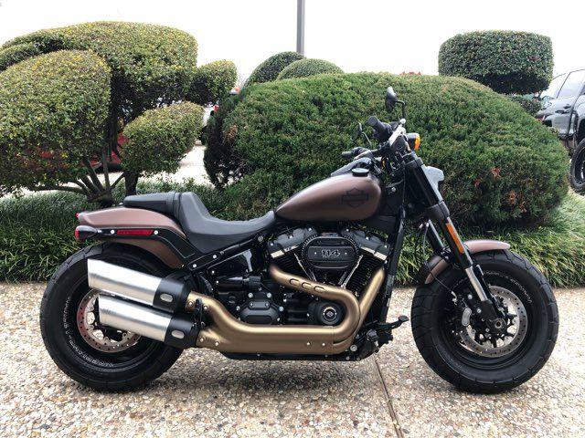 2019 Harley-Davidson Fat Bob 114