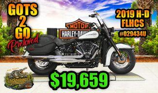 2019 Harley-Davidson® FLHCS - Heritage Classic 114 in Slidell, LA 70458