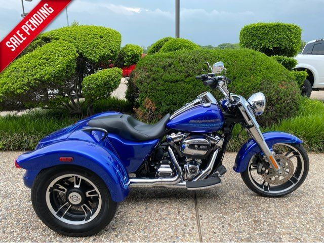 2019 Harley-Davidson Freewheeler 114 FLRT