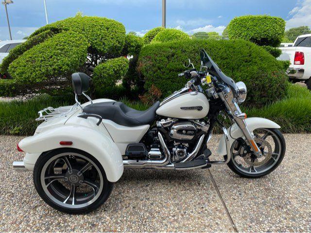 2019 Harley-Davidson Freewheeler 114 Trike