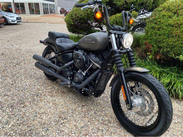2019 Harley-Davidson FXBB Street Bob in McKinney, TX 75070