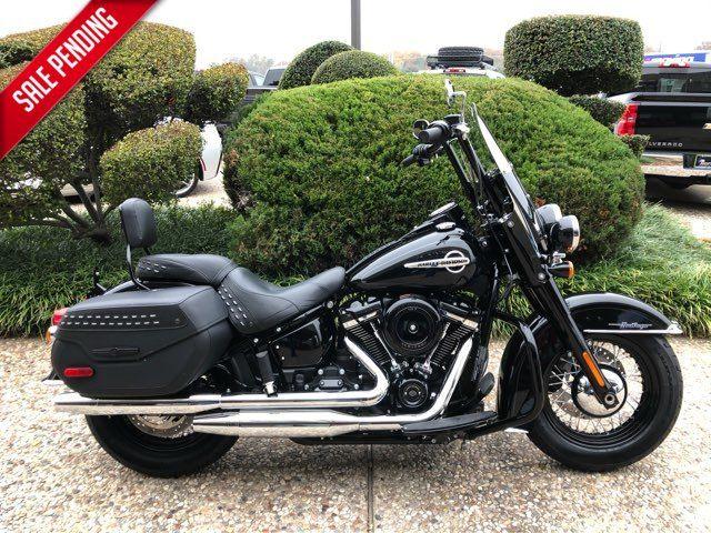 2019 Harley-Davidson Heritage Classic