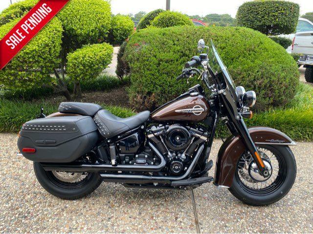 2019 Harley-Davidson Heritage Classic FLHC