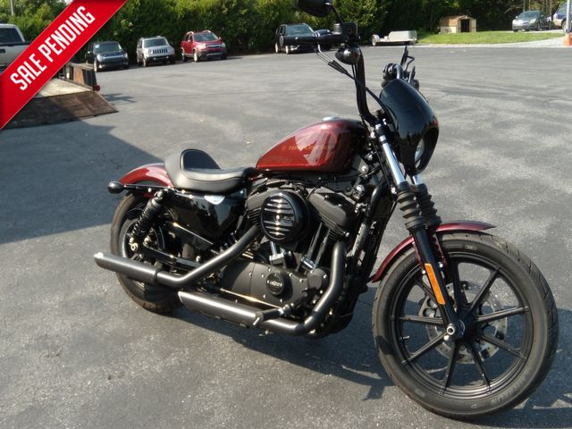 2019 Harley-Davidson Iron 1200 XL1200NS in Ephrata, PA 17522