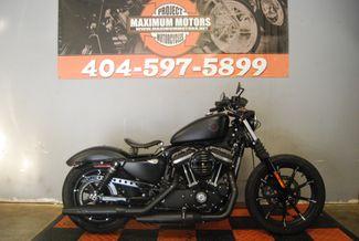 2019 Harley-Davidson Iron 883 XL883N Jackson, Georgia