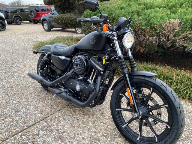 2019 Harley-Davidson Iron 883 XL883N in McKinney, TX 75070