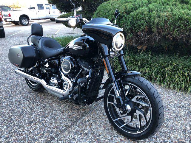 2019 Harley-Davidson Sport Glide in McKinney, TX 75070