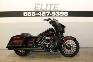 2019 Harley Davidson Street Glide CVO in Boynton Beach, FL 33426