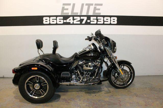 2019 Harley Davidson Trike Freewheeler
