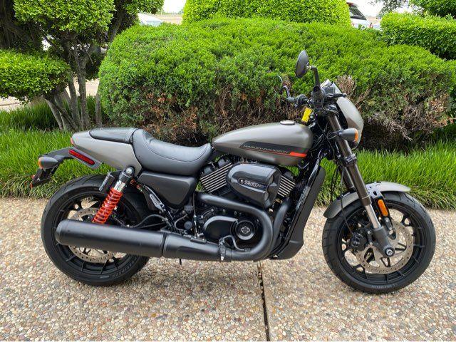 2019 Harley-Davidson XG750A Street Rod