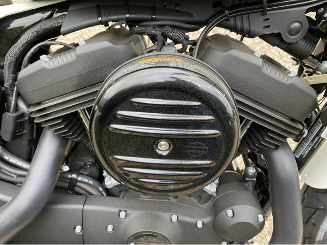 2019 Harley-Davidson XL1200NS Sportster Iron 1200 in McKinney, TX 75070