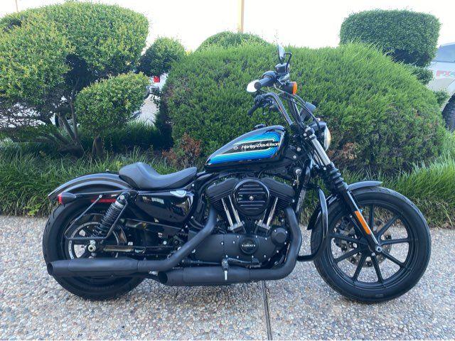 2019 Harley-Davidson XL1200NS Sportster Iron